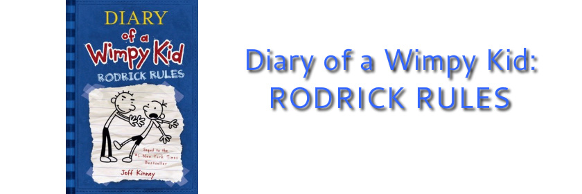 Diary Of A Wimpy Kid Rodrick Rules All About Me